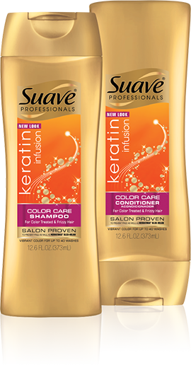 Keratin Infusion Color Care