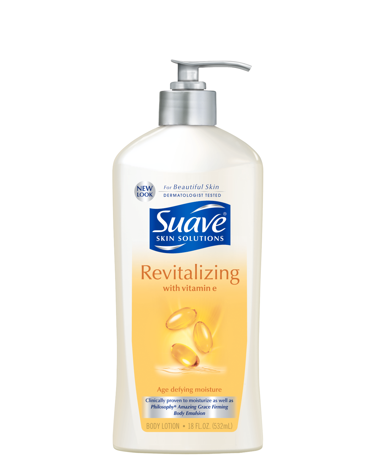 Body Lotion with Vitamin E