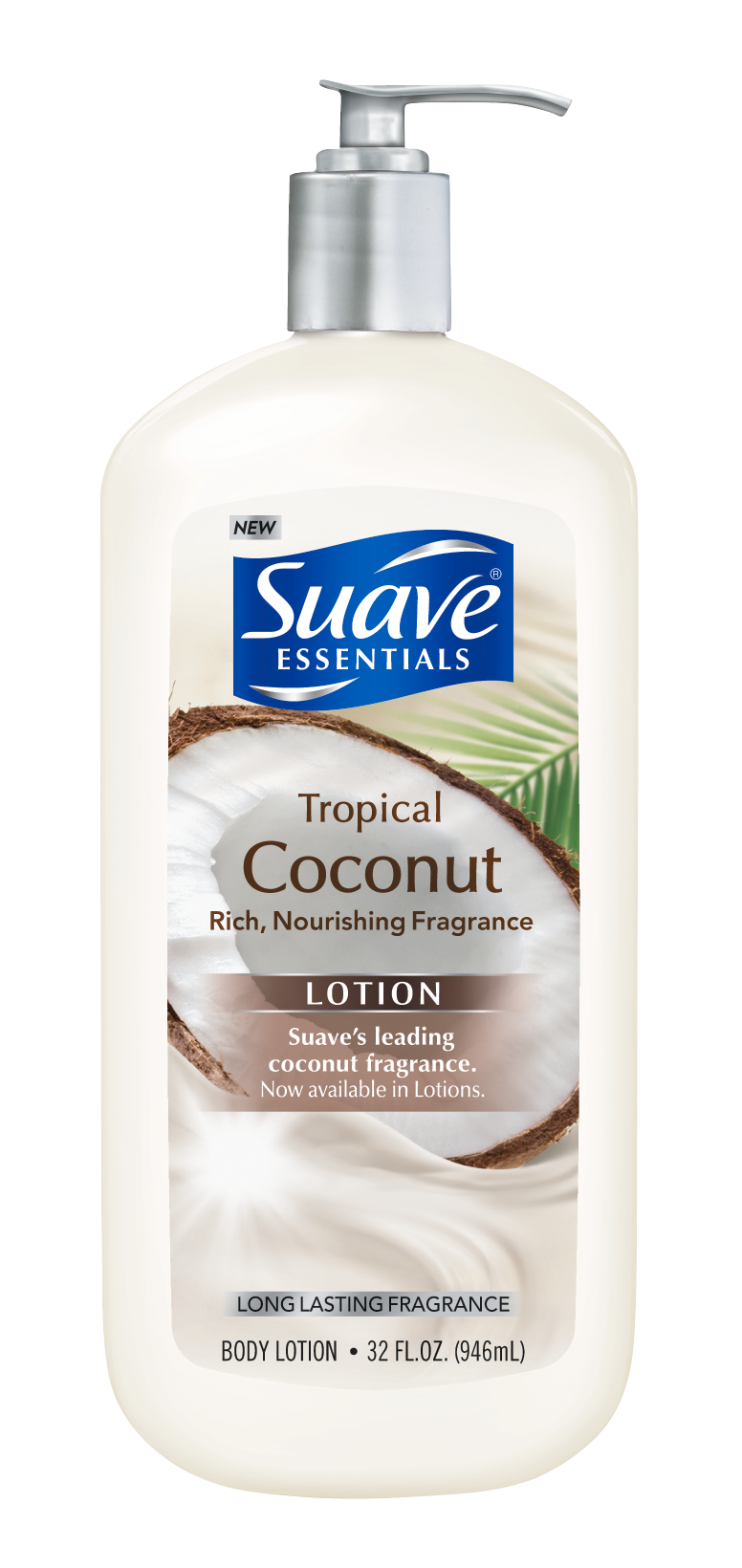 Essentials Body Lotion, Tropical Coconut