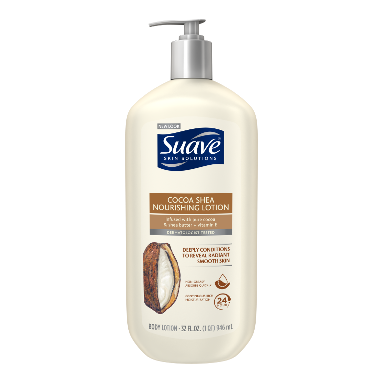 Smoothing Cocoa Butter & Shea Body Lotion 32oz