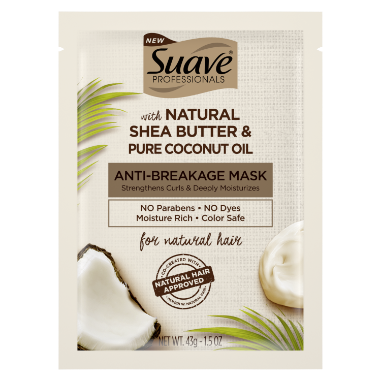 [Suave Professionals for Natural Hair Anti-Breakage Mask 1.5oz]