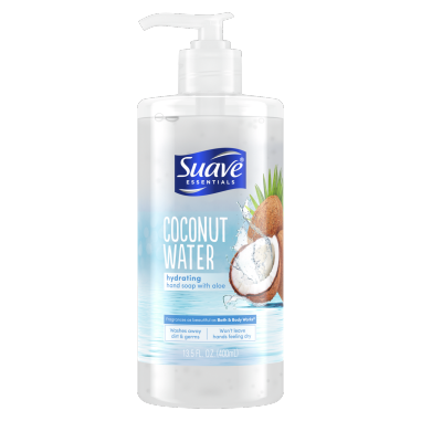 [Coconut Water Liquid Hand Wash Front of Pack, Coconut Water Liquid Hand Wash Back of Pack]