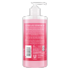 Rose Water & Aloe Liquid Hand Wash Back of Pack