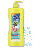SpongeBob Squarepants Nickelodeon Jellyfish Splash 2-in-1 Shampoo & Body Wash Front of Pack