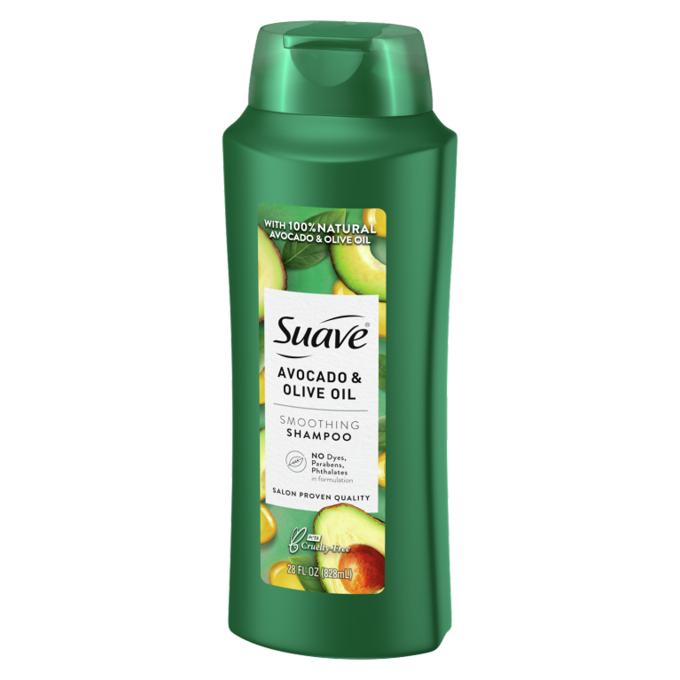 Avocado + Olive Oil Smoothing Shampoo FOP