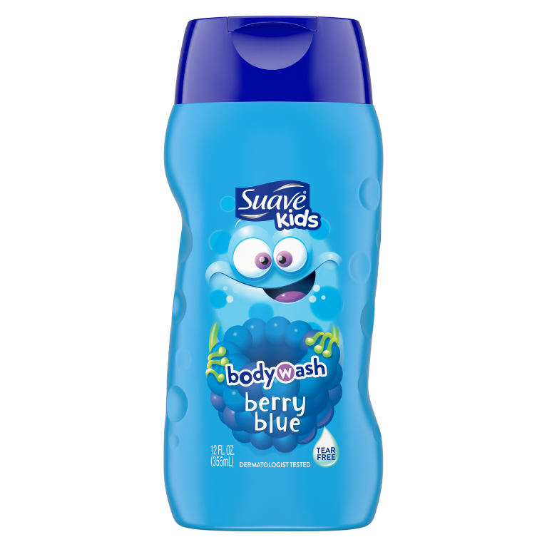 Berry Blue Body Wash 12oz