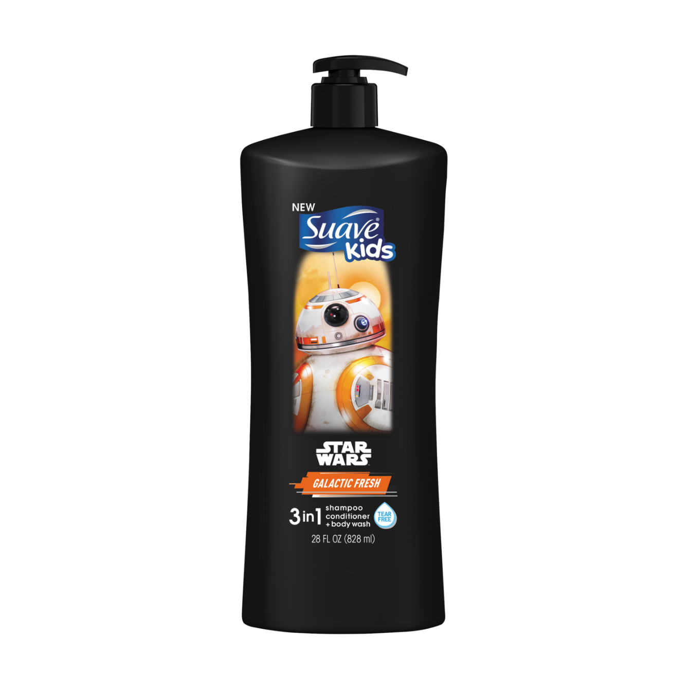 Disney Star Wars BB-8 Galactic Fresh 3-in-1 Shampoo