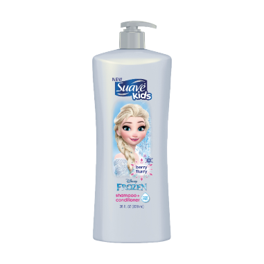 [Disney Frozen Elsa Berry Flurry 2-in-1 Shampoo and Conditioner 28oz]