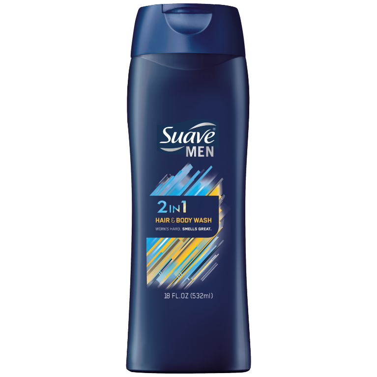 2-in-1 Hair + Body Wash 18oz