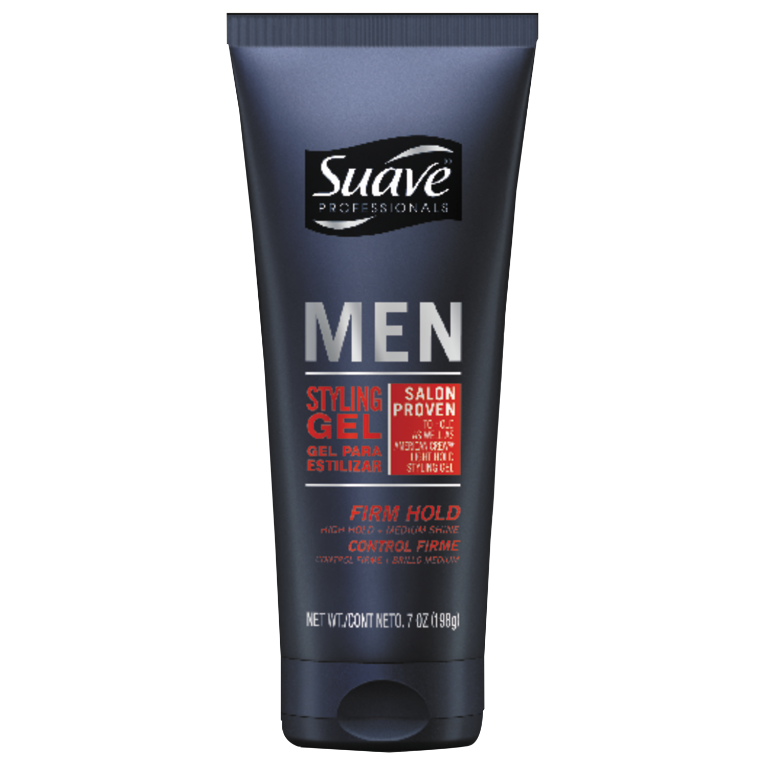Suave Men Firm Hold Gel 7oz