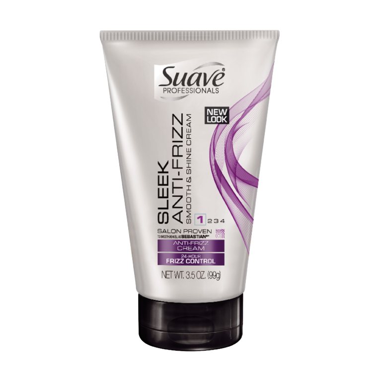 Sleek Anti-Frizz Smooth & Shine Cream 3.5oz