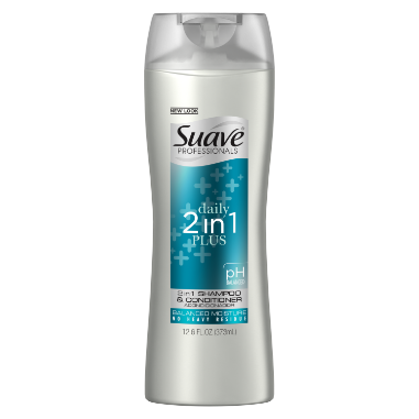 [2-in-1 Plus Shampoo and Conditioner 12.6oz]