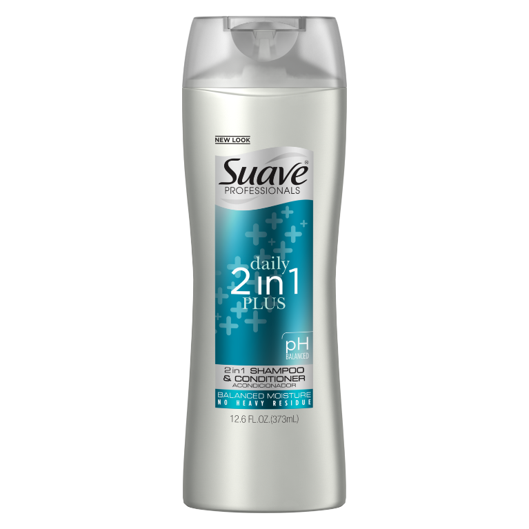 2-in-1 Plus Shampoo and Conditioner 12.6oz