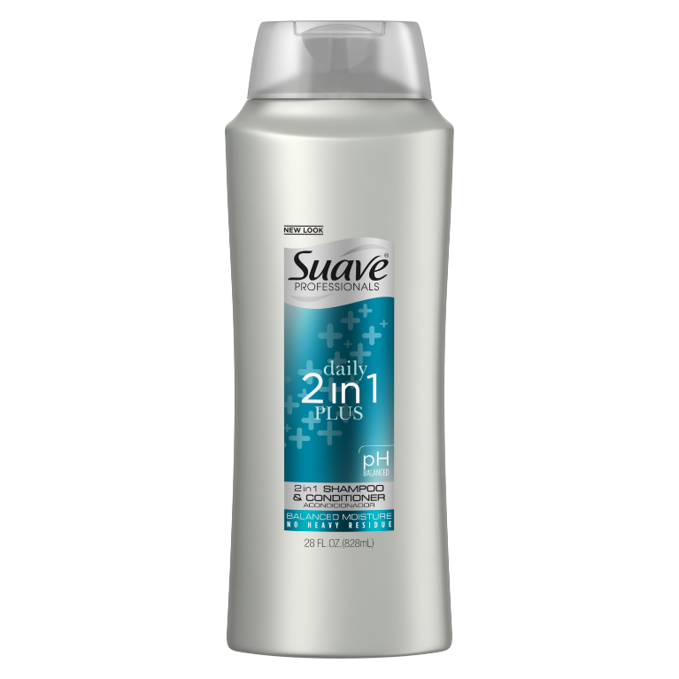 2-in-1 Plus Shampoo and Conditioner 28oz