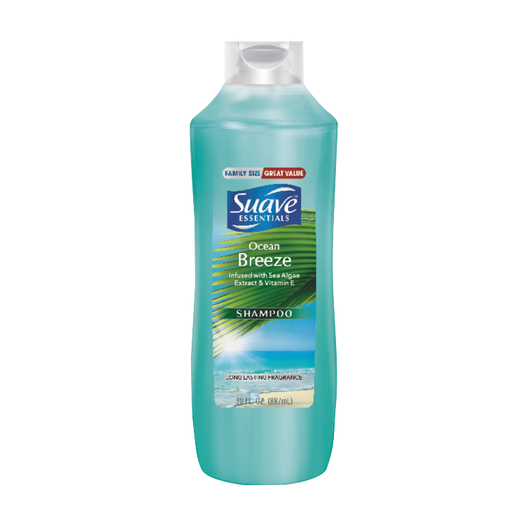 Ocean Breeze Shampoo 30oz