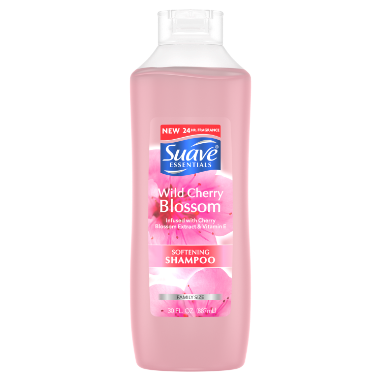 [Essentials Wild Cherry Blossom Shampoo 30oz]