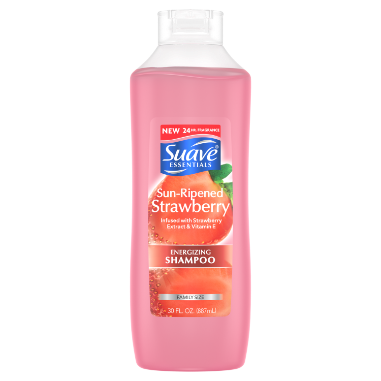 [Essentials Strawberry Shampoo 30oz]