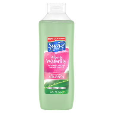 [Essentials Aloe Waterlily Shampoo 30oz]