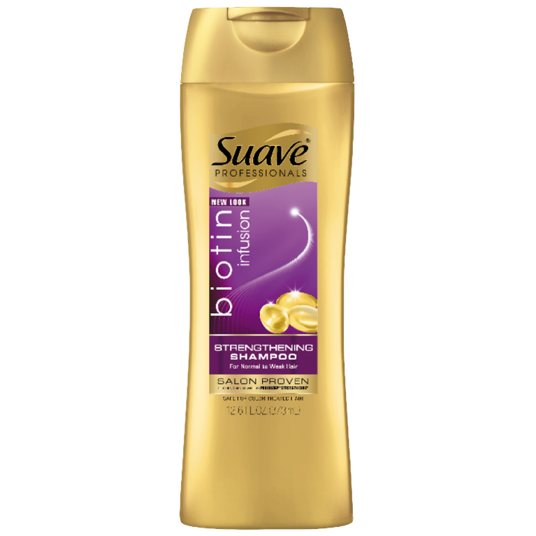 Biotin Infusion Strengthening Shampoo 12.6oz