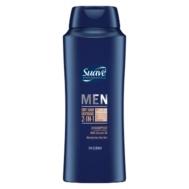 [Suave Professionals Dry Hair Defense Shampoo 28oz]