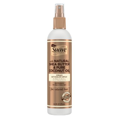 [Suave Professionals Cream Detangler Spray 10oz]