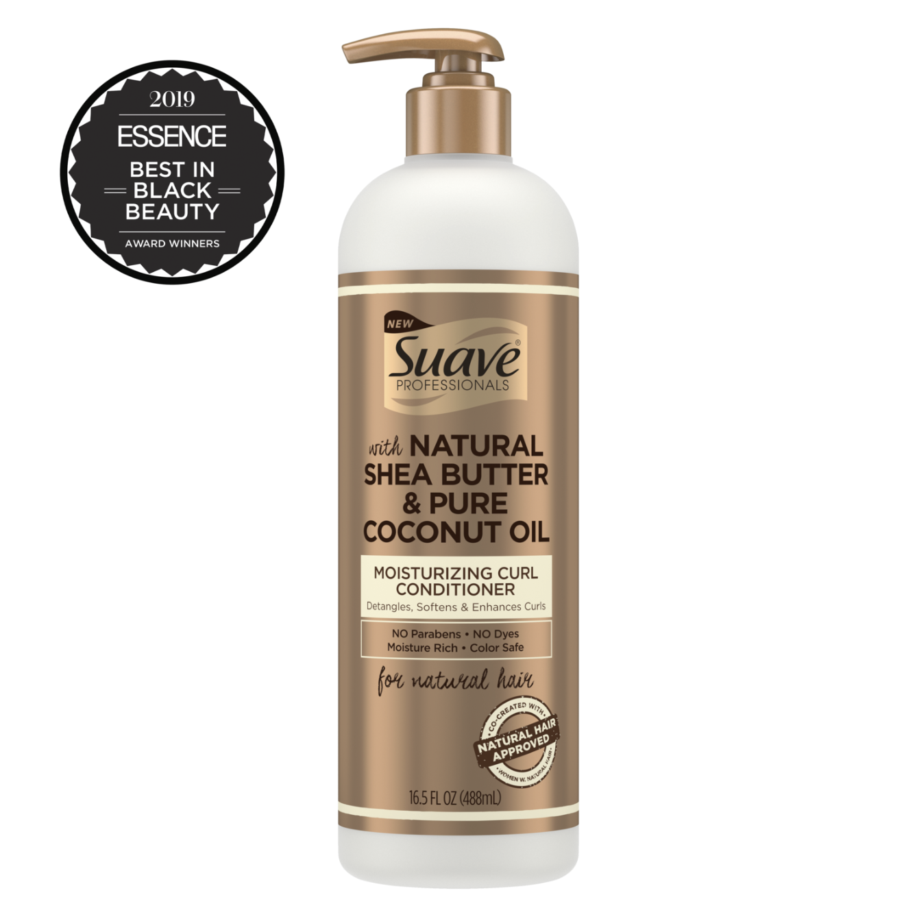 Suave Professionals Moisturizing Curl Conditioner 16.5oz