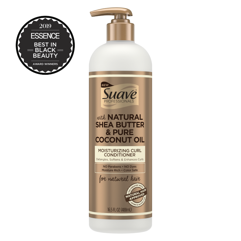 Suave Conditioner Hydrating Curl w/Pump 16.5 FO