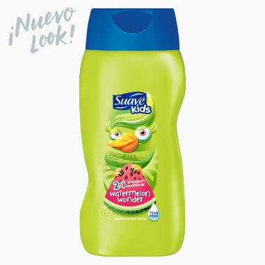 [Suave Kids Watermelon 2-in-1 Shampoo and Conditioner 12oz]