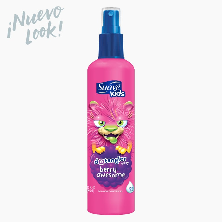 Suave Kids Strawberry Detangler 10oz