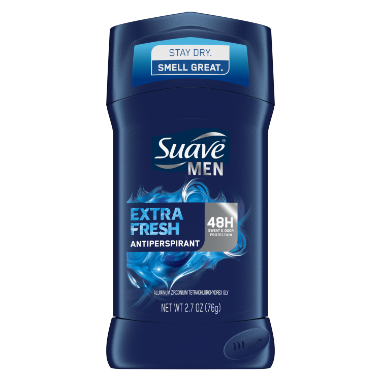 [Men's Extra Fresh Antiperspirant Deodorant 2.7oz]