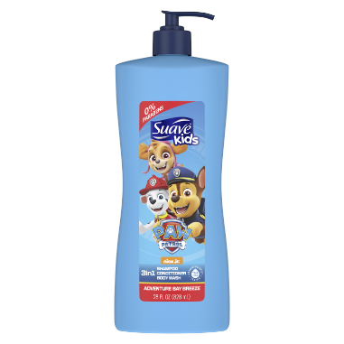 [Paw Patrol Adventure Bay Breeze 3-in-1 Shampoo, Conditioner Body Wash 28oz]