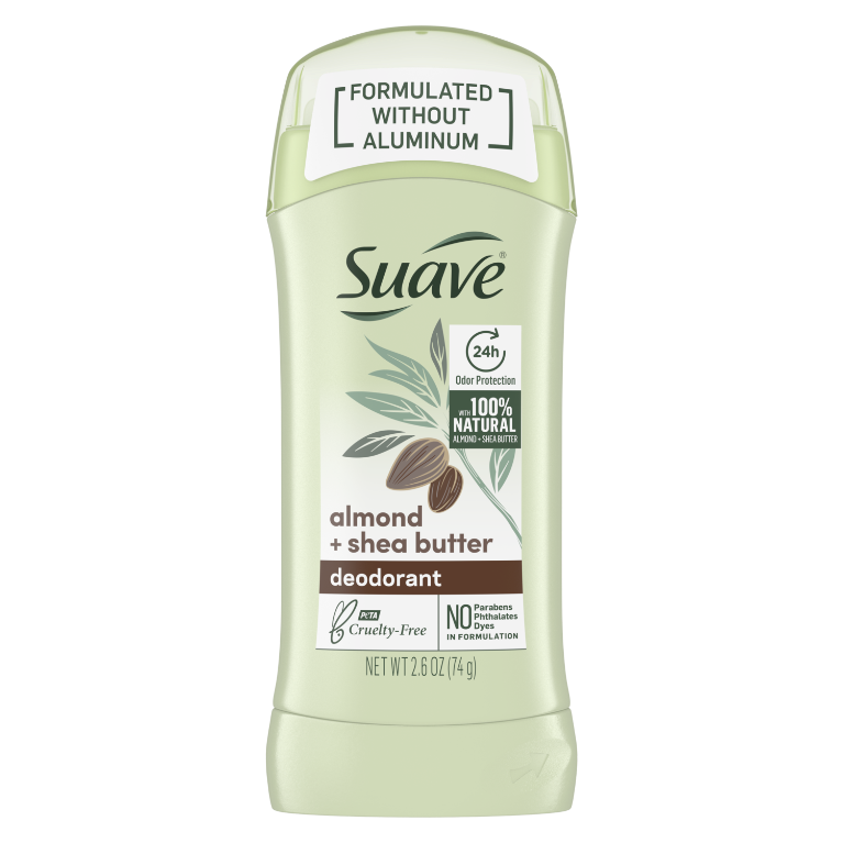 Suave skin care Almond Shea 2.6 OZ