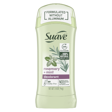 [Rosemary & Mint Formulated without Aluminum Invisible Solid 2.6oz]
