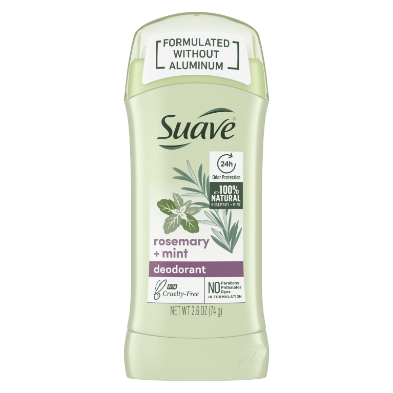 Rosemary & Mint Formulated without Aluminum Invisible Solid 2.6oz
