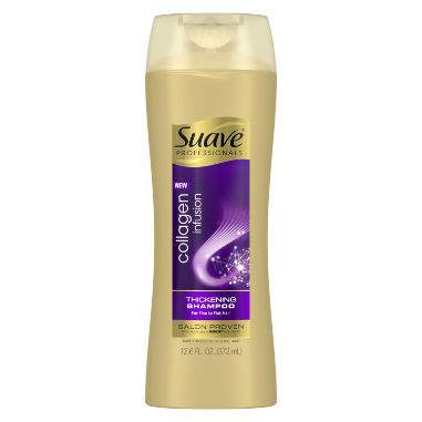 [Suave Professionals Collagen Infusion Shampoo 12.6oz]
