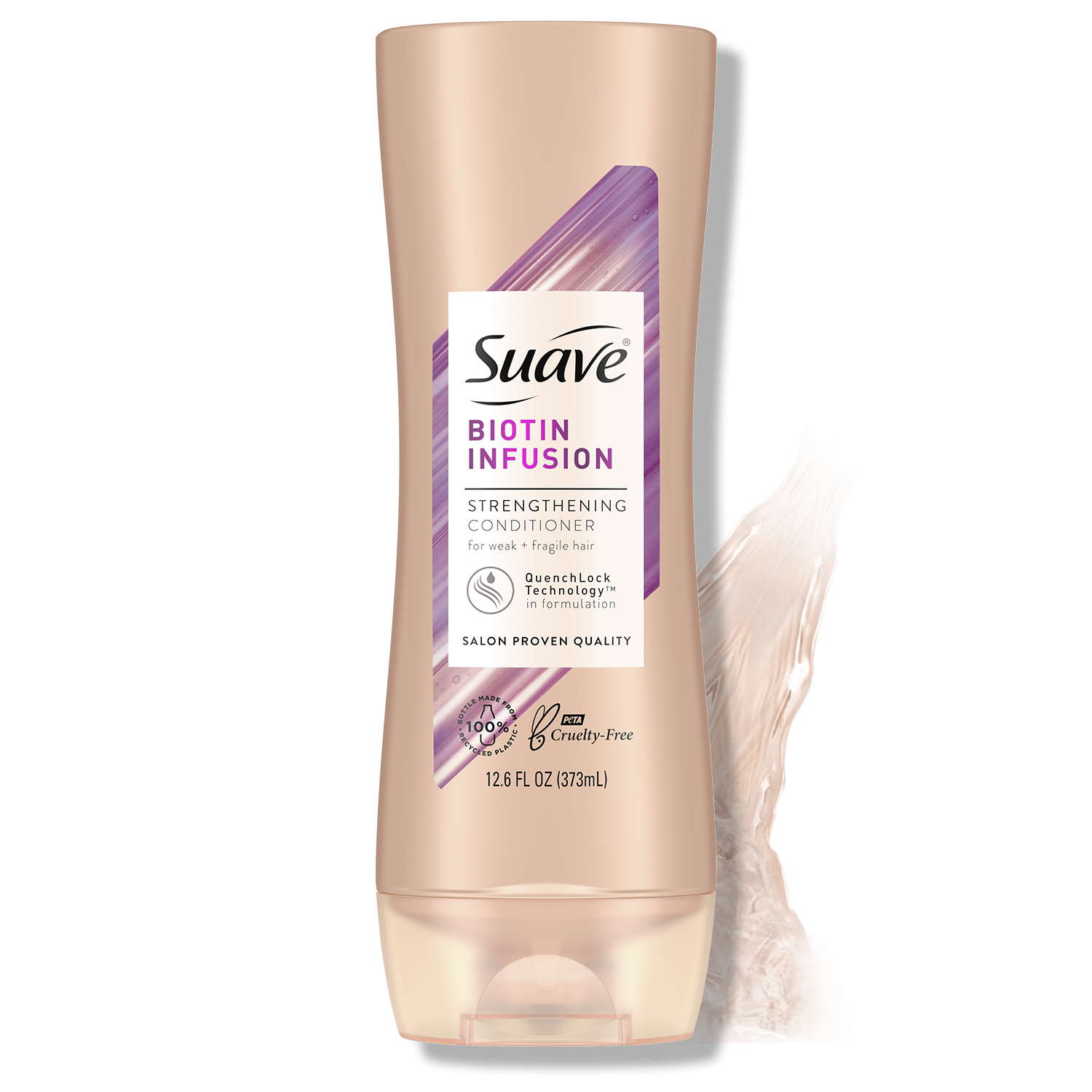 Suave Biotin infusion strengthening conditioner 12.6oz-FL